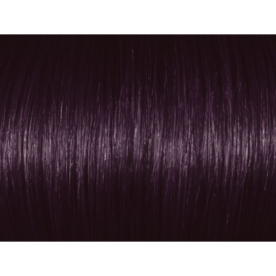 Professional Hair Color With Argan Oil Intense Violet Brown 4v