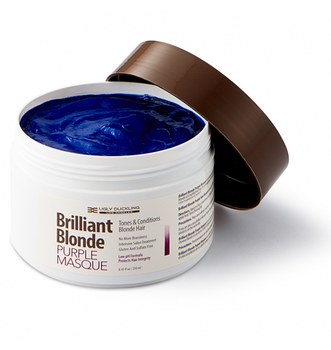Brilliant Blonde The Ultimate Lift For Dark Bases