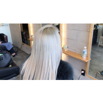 Extra Cold Ash Blonde