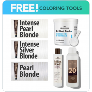 Blonding Set