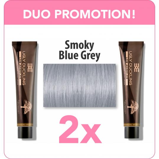 Smoky Blue Grey Duo