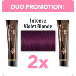 Intense Violet Blonde Duo