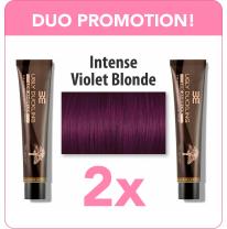 Intense Violet Blonde Duo