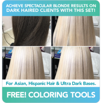 Dark Base Blonding Set