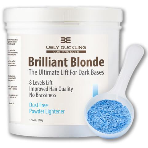 Blue Based Bleach