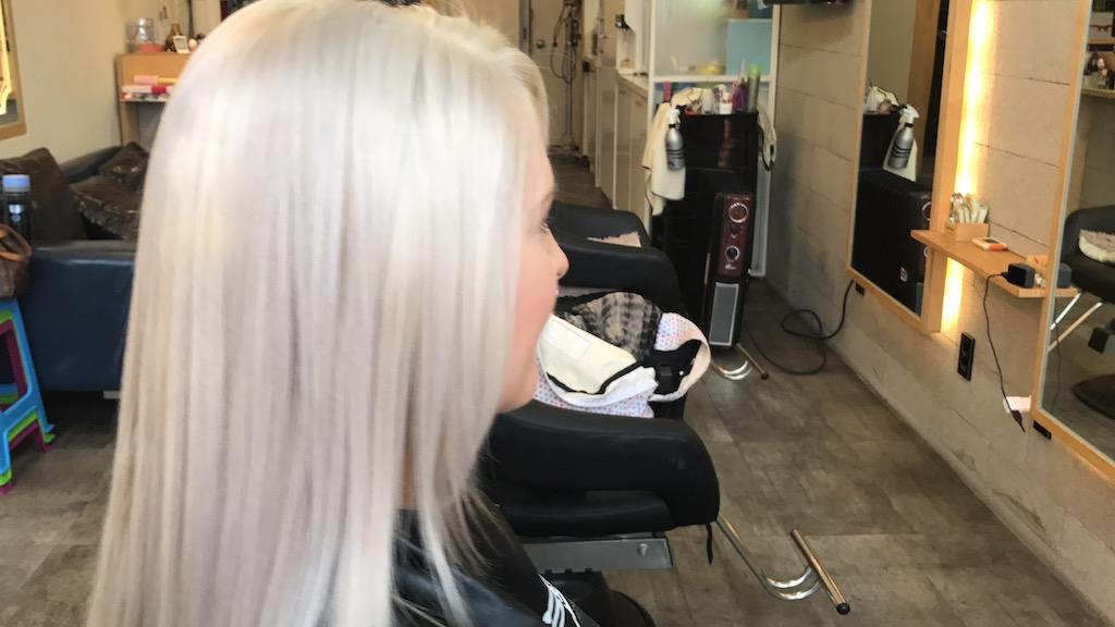 Intense Pearl Blonde 100.21 - Result 2