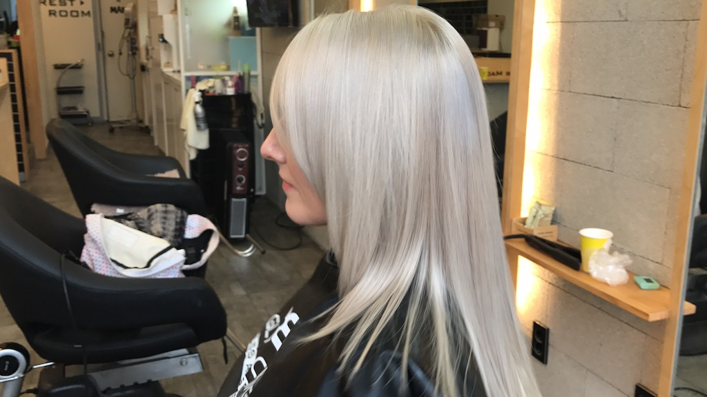 How To Achieve Perfect Ash Blonde Hair Step By Step Tutorial Ugly