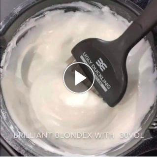 Brilliant Blondexx Bleach Mix