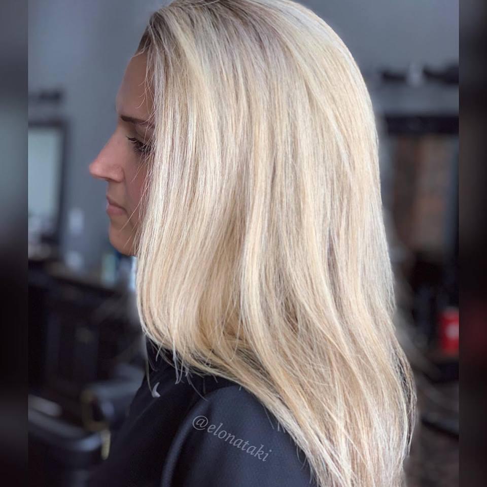 No Lift Silver Blonde 10B
