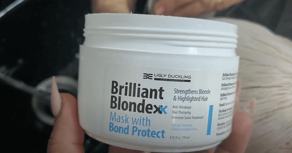 CONDITION WITH BRILLIANT BLONDEXX