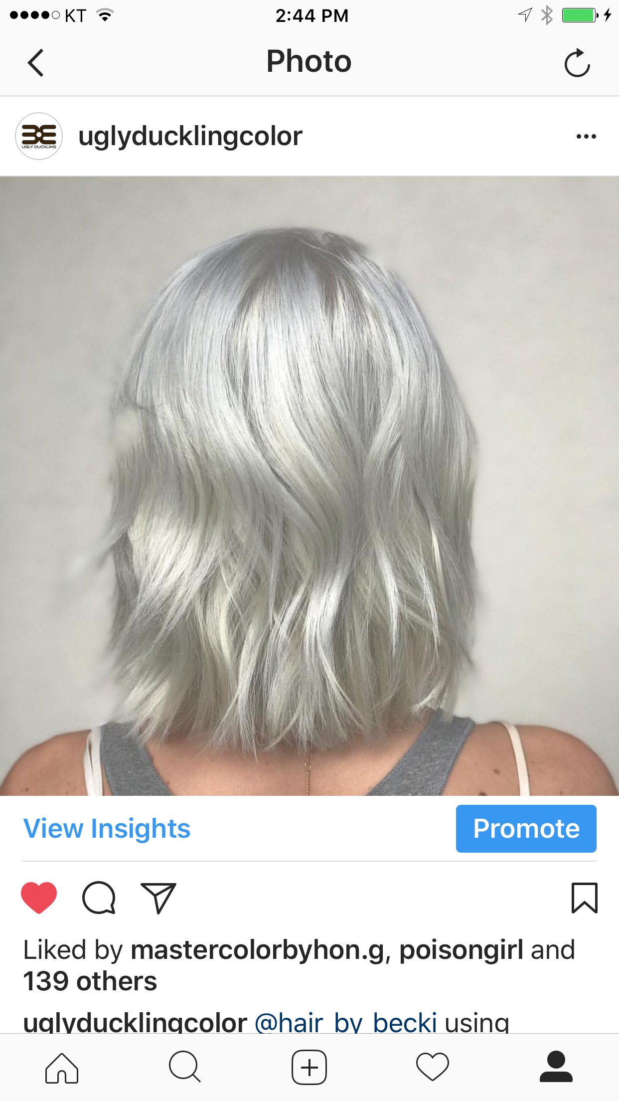 How to Make your hair white blond with bleach - WonderHowTo