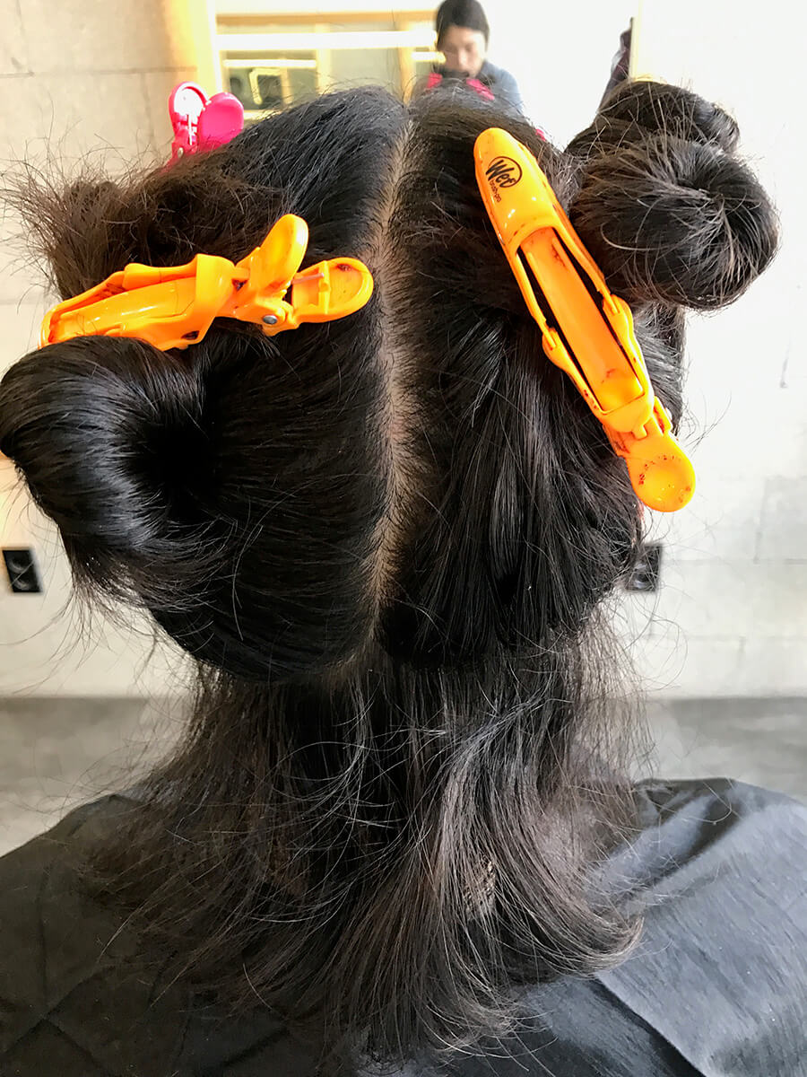 Sectioning