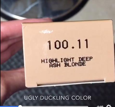 100.11 Highlift Deep Ash Blonde
