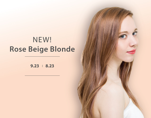 Rose Beige Blonde