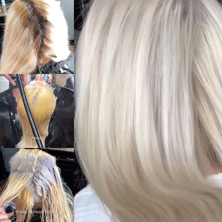 How To Get A Level 10 Ash Blonde Hair Get Rid Of Your Yellow Or Golden Hair Once And For All Ugly Duckling